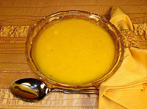 Robert Meyers-Lussier - Golden Bell Pepper Soup