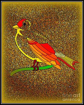 Golden Birdie by Don Melton