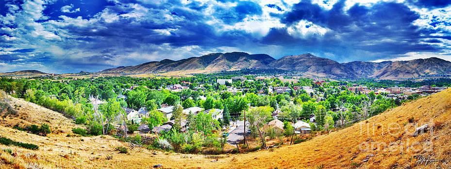 Golden Colorado by Kyle Ferguson