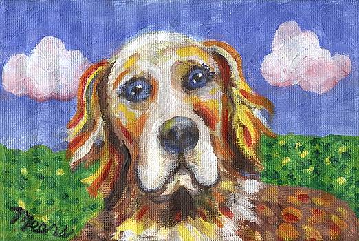 Linda Mears - Golden Dog