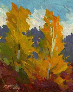 Diane McClary - Golden Fall