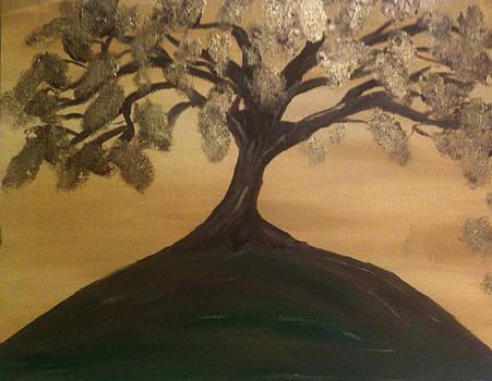 Golden Fall by Toni  Di Nuzzo