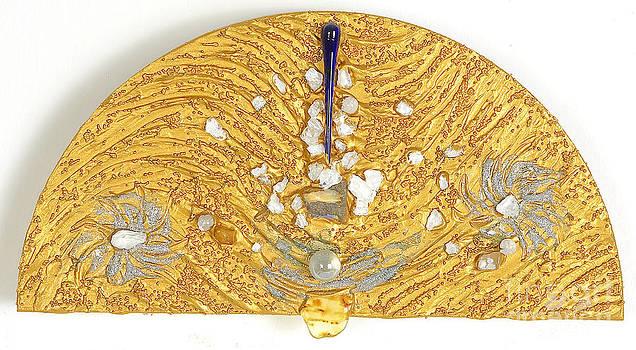 Heidi Sieber - Golden flow Lemuria