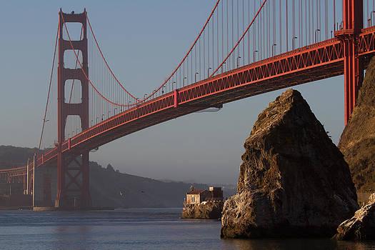 Golden Gate Bridge by Don Baccus