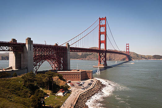 Joshua McDonough - Golden Gate Bridge