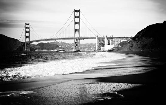 Golden Gate Bridge by Karin Hildebrand Lau