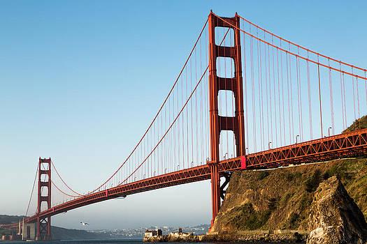 John Daly - Golden Gate Bridge Sunrise 2