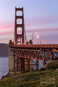 Kate Brown - Golden Gate Bridge Towers