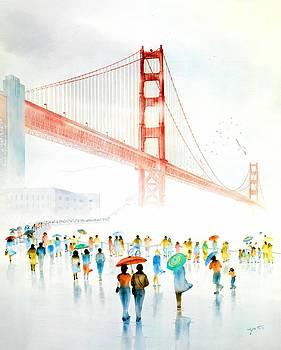 Golden Gate Celebration by John YATO