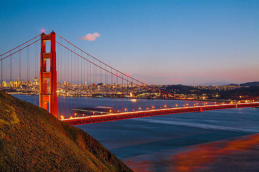 Golden Gate by Fernando Margolles