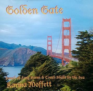 Golden Gate by Karma Moffett