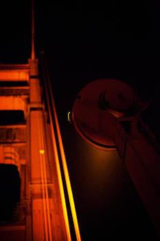 Golden Gate Light 3 by SFPhotoStore