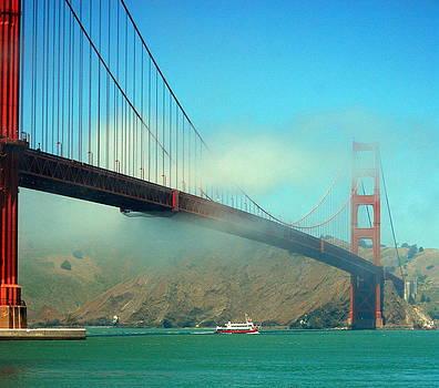 Golden Gate by Mamie Gunning