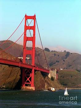 Christine Stack - Golden Gate Passage