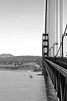 Golden Gate by Sabrina Vera