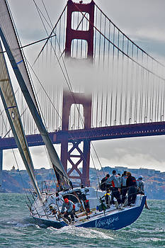 Steven Lapkin - Golden Gate Sailing