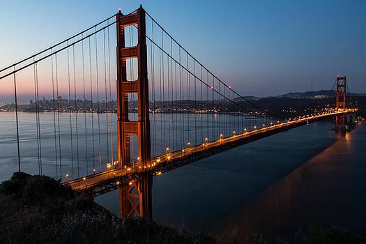 John Daly - Golden Gate Sunrise