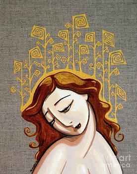 Golden Girl by Rebecca Mott