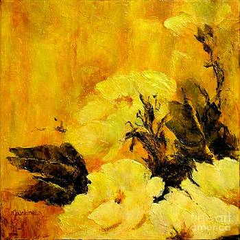 Golden Glow by Madeleine Holzberg