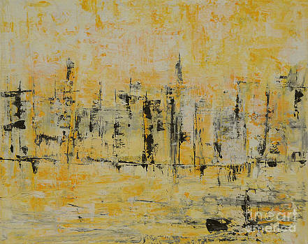 Golden Hour by Pamela Canzano