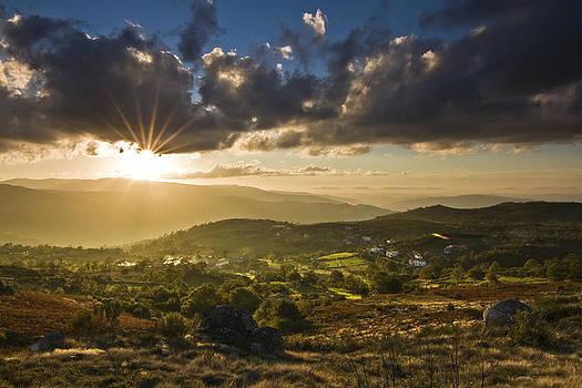 Golden Hour by Ricardo Machado