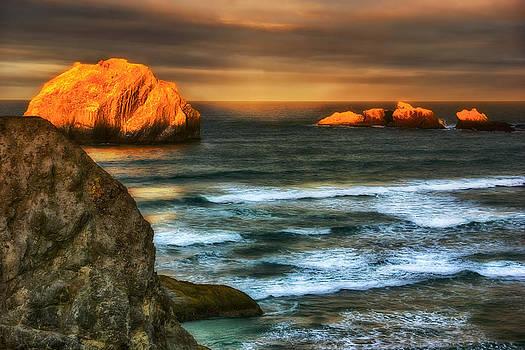 Golden Light by Ray Still