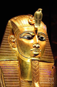 Vicki Maheu - Golden Mask of Psusennes I