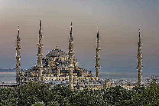 Golden Minarets by Rilind Hoxha