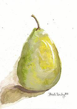 Golden Pear by Brooke Finley