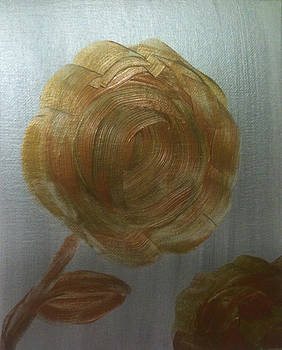 Golden Rose by Toni  Di Nuzzo