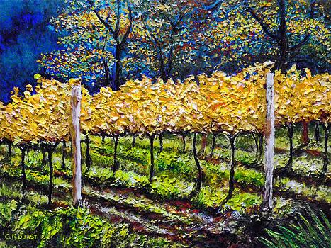 Michael Durst - Golden Splendor