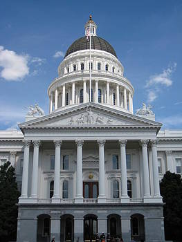 Golden State Capitol by Mike Watson