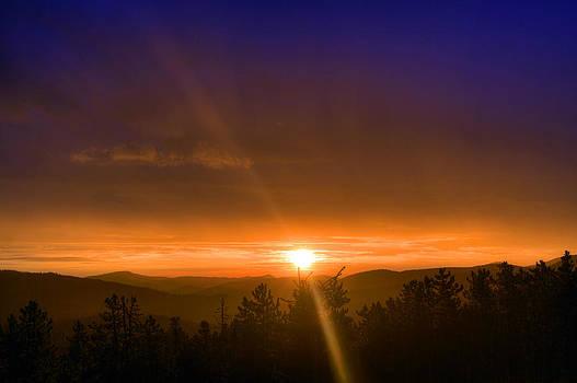Matt Swinden - Golden Sunrise