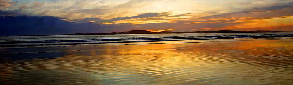 Golden Sunset by Ian Gray