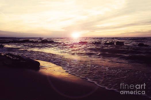 Rachel Barrett - Golden Sunset