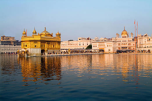 Devinder Sangha - Golden Temple and Akal Takht