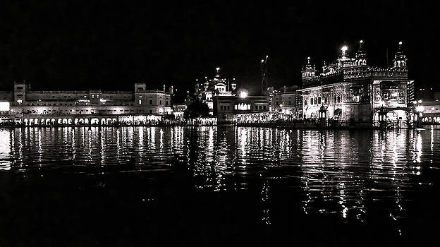Golden Temple by Gautam Gupta