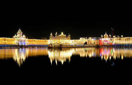 Manjot Singh Sachdeva - Golden Temple