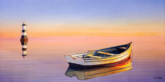 Golden Twilight by Horacio Cardozo