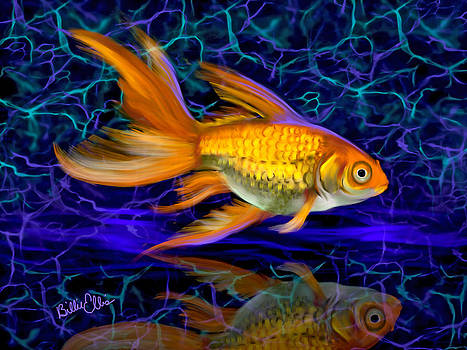 Goldfish Electric by Billie Jo Ellis
