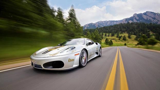 GoldRush Ferrari by Cooper Naitove