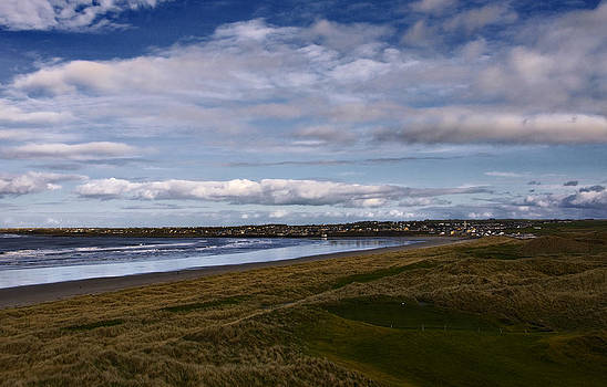Golf and Beach by Tony Reddington