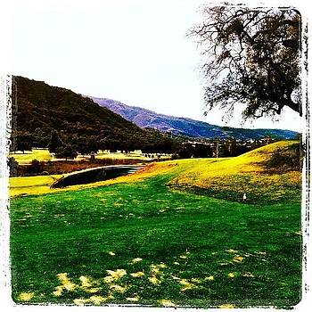 #golf At #soulepark #socal #winter #fore by Tristan Thames