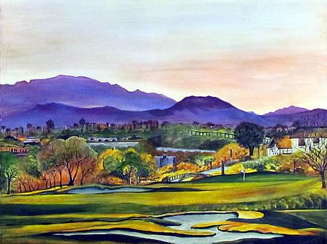 Susan Duxter - Golf Course