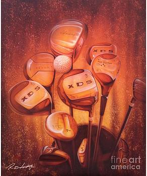 Rico Kohlstedt - Golfbag