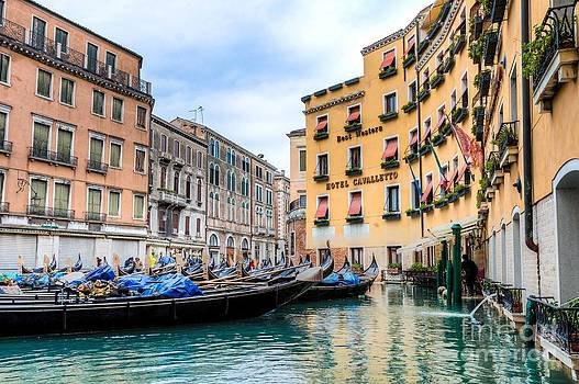 Gondola fleet at your service by Bruce Smalley