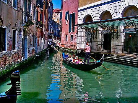 Gondola Ride by Paul Schoenig