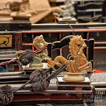 Delphimages Photo Creations - Venetian horses