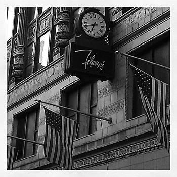Gone But Not Forgotten #boston by Nick Hansen