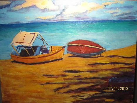 Gone Fishin' by Pamela Kilgus